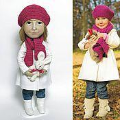 Куклы и игрушки ручной работы. Ярмарка Мастеров - ручная работа Кукла с портретным сходством, Василиса.. Handmade.