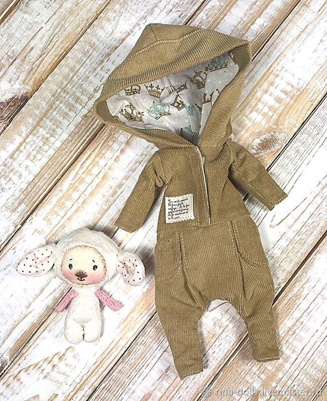 Комбинезон вельветовый для Блайз, Одежда для кукол, Краснодар,  Фото №1