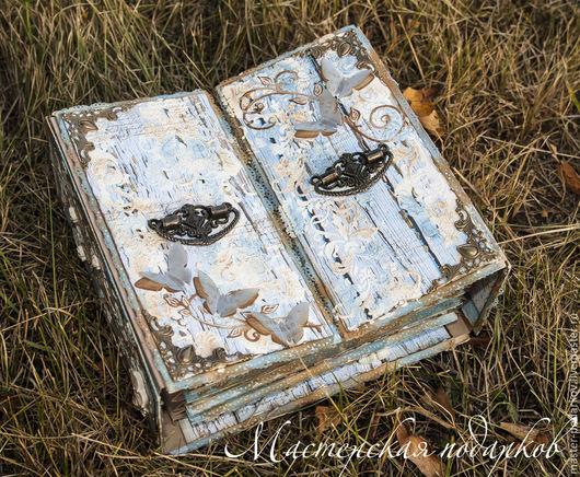 Подробнее об альбоме (почитать и посмотреть все фотографии) можно в блоге - http://www.livemaster.ru/topic/1375059-albom-istoriya-lyubvi?inside=1&wf=&vr=1