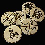Фен-шуй и эзотерика handmade. Livemaster - original item Shamanic runes. Handmade.