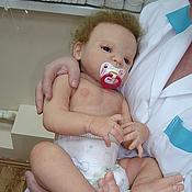 Куклы и игрушки ручной работы. Ярмарка Мастеров - ручная работа кукла реборн виктория.. Handmade.