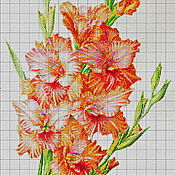 Материалы для творчества handmade. Livemaster - original item Kit embroidery with beads of