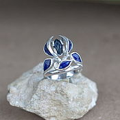 Украшения handmade. Livemaster - original item Silver ring