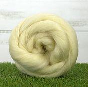 Материалы для творчества handmade. Livemaster - original item T170s.  Blurays super washed. Color: natural white. 50 grams.. Handmade.