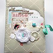 """Подарки к праздникам ручной работы. Ярмарка Мастеров - ручная работа """"Мамины сокровища"""" для мальчика. Handmade."""