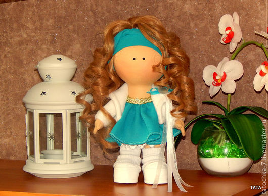 Коллекционные куклы ручной работы. Ярмарка Мастеров - ручная работа. Купить КУКЛЫ БОЛЬШЕНОЖКИ. Handmade. Комбинированный, белый ангел
