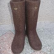 """Обувь ручной работы. Ярмарка Мастеров - ручная работа Валенки женские """" Олеся"""". Handmade."""