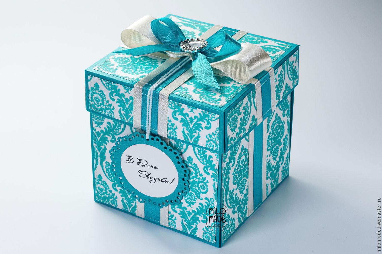 Коробочки для подарков гостям 88