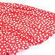 Шитье ручной работы. Жатый батист в белый горошек (3 цвета) Италия. tkani-online. Интернет-магазин Ярмарка Мастеров.