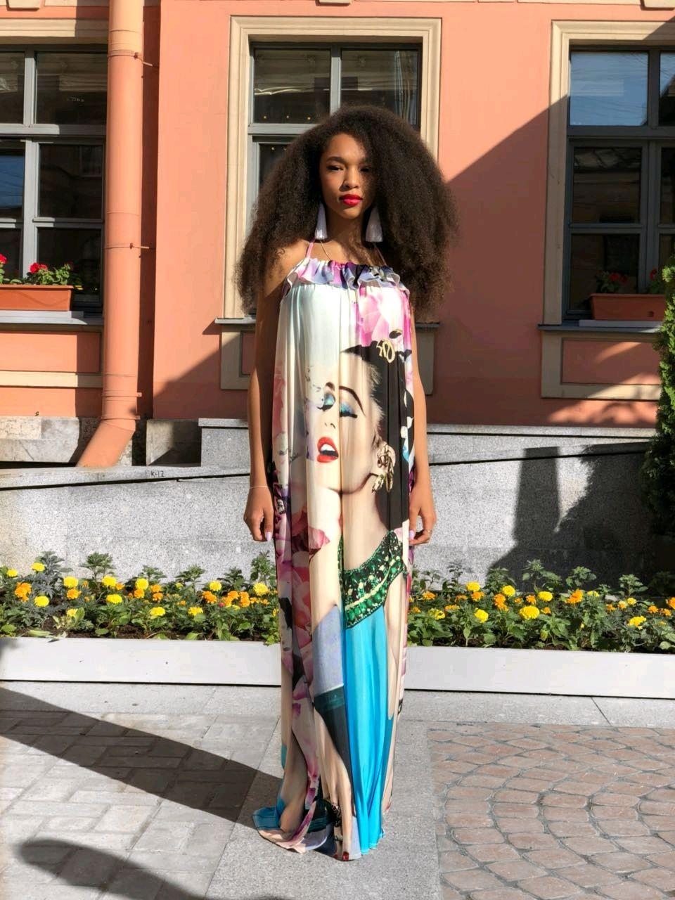 Платья сшитые из купонной ткани фото 559