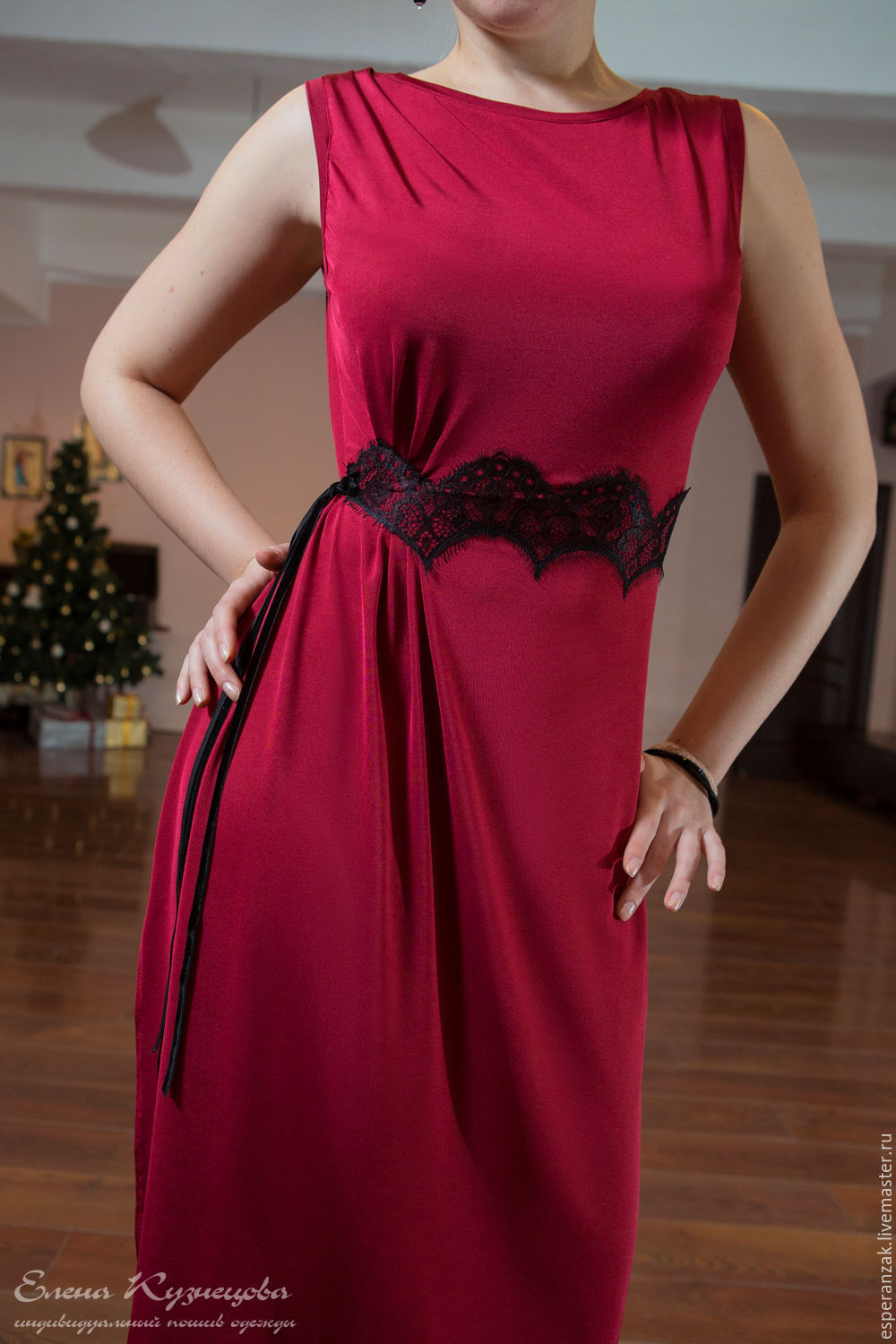 Tango dress with Chantilly – shop online on Livemaster with shipping ...