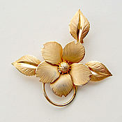 Винтаж handmade. Livemaster - original item Silver! ROSE brooch by Bond Boyd. Handmade.