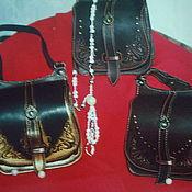 Сумки и аксессуары ручной работы. Ярмарка Мастеров - ручная работа сумка  кожаная  торба  с15. Handmade.