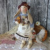 Куклы и игрушки ручной работы. Ярмарка Мастеров - ручная работа Зайка тильда Romantic Collection. Handmade.