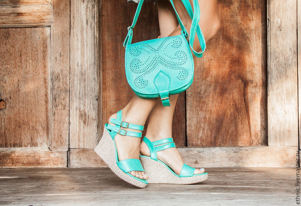 Women's leather shoes Odri, Shoes, Chelyabinsk,  Фото №1