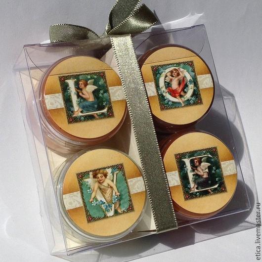 """Подарочные наборы косметики ручной работы. Ярмарка Мастеров - ручная работа. Купить Подарочный сет """"LOVE"""". Handmade. Разноцветный, влюбленный"""
