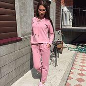 Одежда ручной работы. Ярмарка Мастеров - ручная работа Костюм из итальянского Джерси. Handmade.