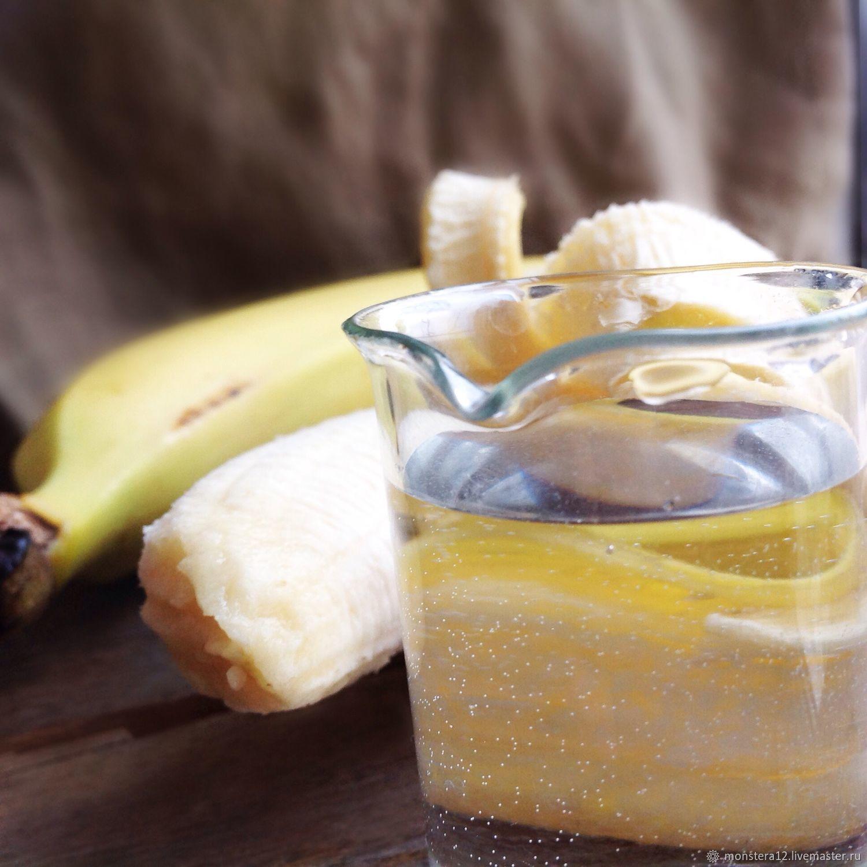 Гидролат банана.100% натуральный тоник,ручная работа, Тоники, Обнинск,  Фото №1