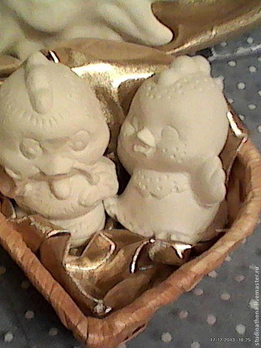 Куклы и игрушки ручной работы. Ярмарка Мастеров - ручная работа. Купить Цыплята. Handmade. Белый, цыпа, пасхальный сувенир, раскраска