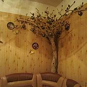 """Для дома и интерьера ручной работы. Ярмарка Мастеров - ручная работа Декоративное дерево """"Яблоня"""". Handmade."""