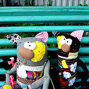 Куклы и игрушки ручной работы. Ярмарка Мастеров - ручная работа Мурмыс Урчайло.. Handmade.