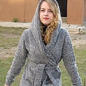 Одежда ручной работы. Ярмарка Мастеров - ручная работа Меланж в серых тонах. Handmade.