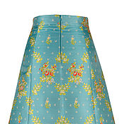Одежда handmade. Livemaster - original item Skirt mint color. Handmade.