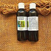 Косметика ручной работы handmade. Livemaster - original item Tar shampoo with herbs of the Altai Mountains. Handmade.