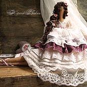 Куклы и игрушки ручной работы. Ярмарка Мастеров - ручная работа Джудит. Коллекционная кукла. Handmade.