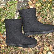 """Обувь ручной работы. Ярмарка Мастеров - ручная работа Валенки """"Люси"""". Handmade."""