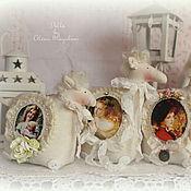 Куклы и игрушки ручной работы. Ярмарка Мастеров - ручная работа Винтажные овечки. Handmade.