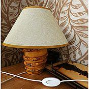 Для дома и интерьера ручной работы. Ярмарка Мастеров - ручная работа Лампа-ночник Плющ. Handmade.