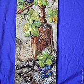 Картины и панно ручной работы. Ярмарка Мастеров - ручная работа Настенное панно. Handmade.