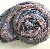 маргиланский шелк, шелковые волокна