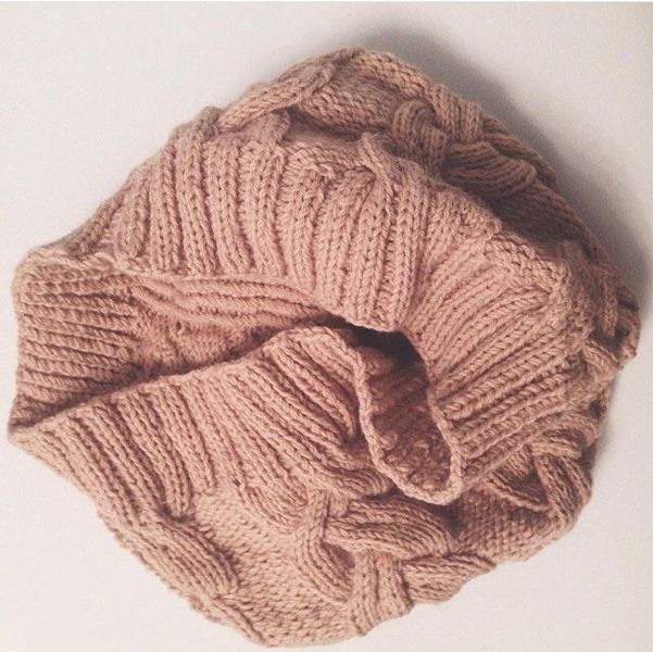 Вязание спицами шапки форума