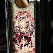 Субкультуры handmade. Livemaster - original item Pencil Gothic doll. Handmade.
