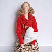 Куклы и игрушки ручной работы. Ярмарка Мастеров - ручная работа Тильда Элис. Handmade.