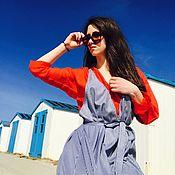 """Одежда ручной работы. Ярмарка Мастеров - ручная работа Платье """"Texel"""". Handmade."""