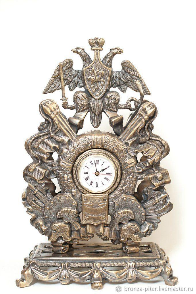 Watch bronze 'Sovereign', Watch, St. Petersburg,  Фото №1