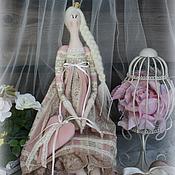 Куклы и игрушки ручной работы. Ярмарка Мастеров - ручная работа Кукла Тильда.Принцесса Полли. Handmade.
