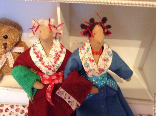 Куклы Тильды ручной работы. Ярмарка Мастеров - ручная работа. Купить Тильда Банная фея. Handmade. Кукла Тильда