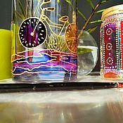 """Для дома и интерьера ручной работы. Ярмарка Мастеров - ручная работа Ваза """"День рожденья"""". Handmade."""