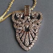 Серебряная подвеска из коллекции Франца Хавьера