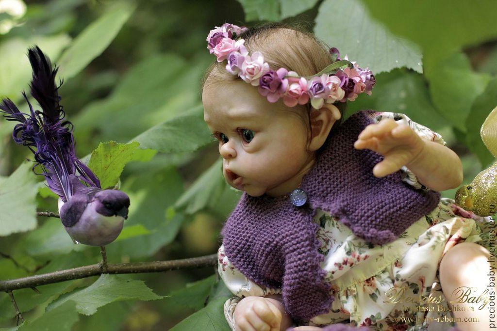 Сказочное чудо Офелия!, Куклы Reborn, Москва, Фото №1