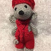 Мягкие игрушки ручной работы. Ярмарка Мастеров - ручная работа Игрушки: Мышонок Пик ,символ года. Handmade.