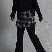 Одежда ручной работы. Ярмарка Мастеров - ручная работа ЮБКА-ПОЛРУБАШКИ  077. Handmade.
