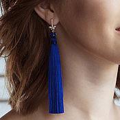 Украшения handmade. Livemaster - original item Earrings tassels