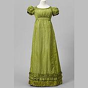 Одежда handmade. Livemaster - original item Dress of the Victorian era 1812god. Handmade.