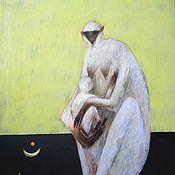 Картины и панно ручной работы. Ярмарка Мастеров - ручная работа «Прима». Handmade.