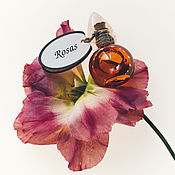 Косметика ручной работы handmade. Livemaster - original item Perfume rose / Rosas / No. №48 13 ml. Handmade.